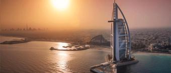 Dubai សណ្ឋាគារលំដាប់ផ្កាយ៧ដែលមានតម្លៃថ្លៃកប់ពពក