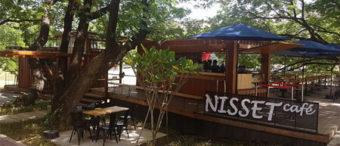 NISSET Café ហាងកាហ្វេបរិយាកាសបែបធម្មជាតិ និងរស់ជាតិកាហ្វេម៉ាអេម